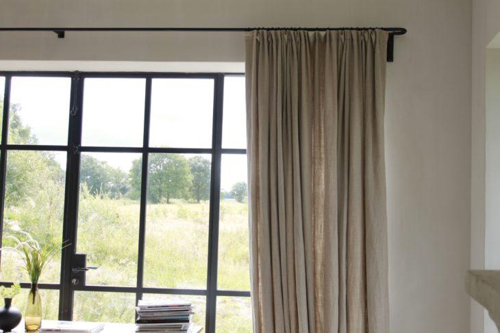 Rails en roedes voor echt elk raam uit magazine